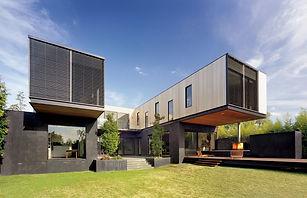 Фото дома в стиле Хай Тек, архитектурный стиль Хай-тек