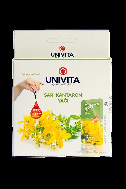 Sarı Kantaron Yağı 6 lı Paket