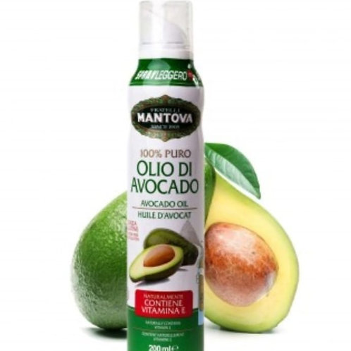 Avocado Yağı Sprey 200ml