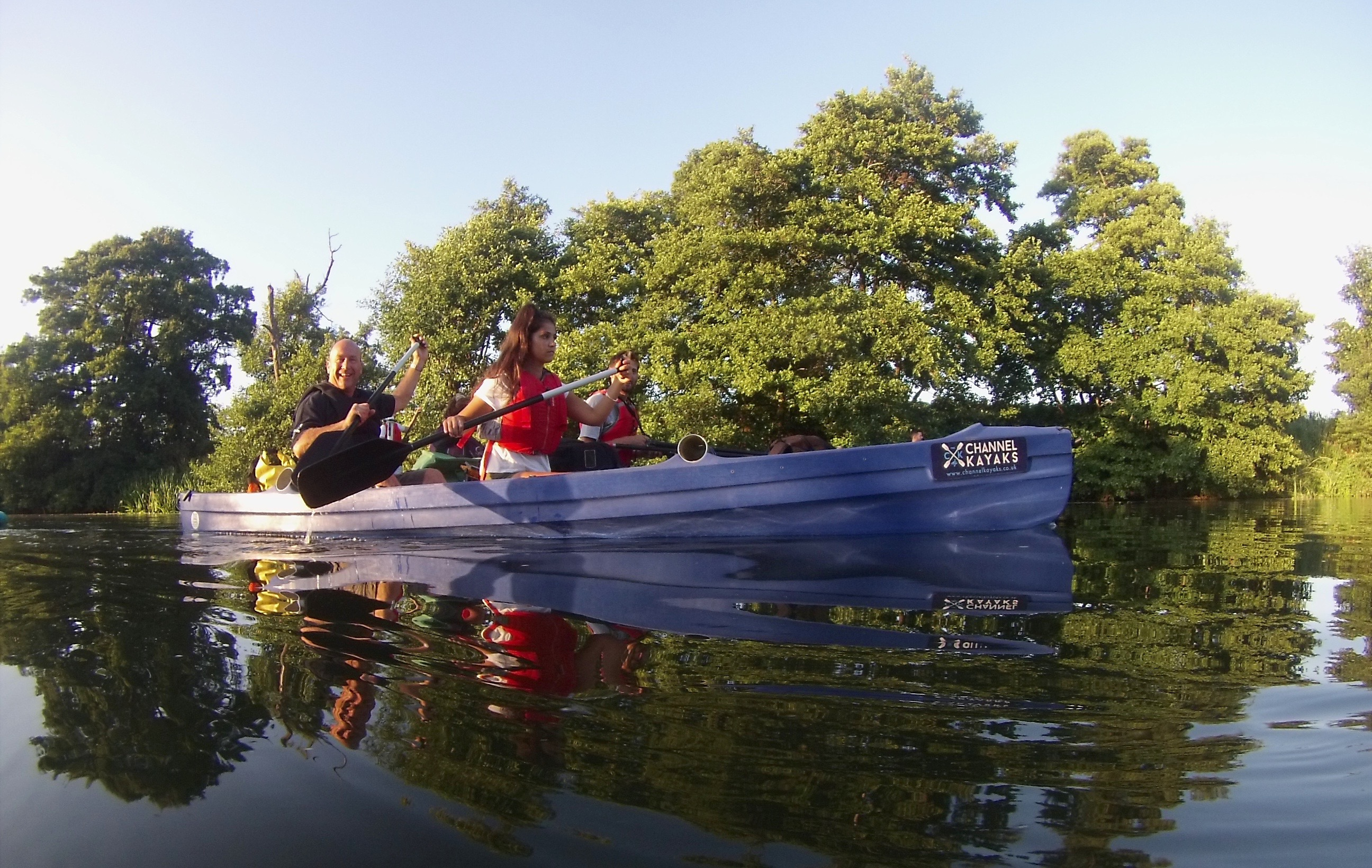 Canoeingbristol