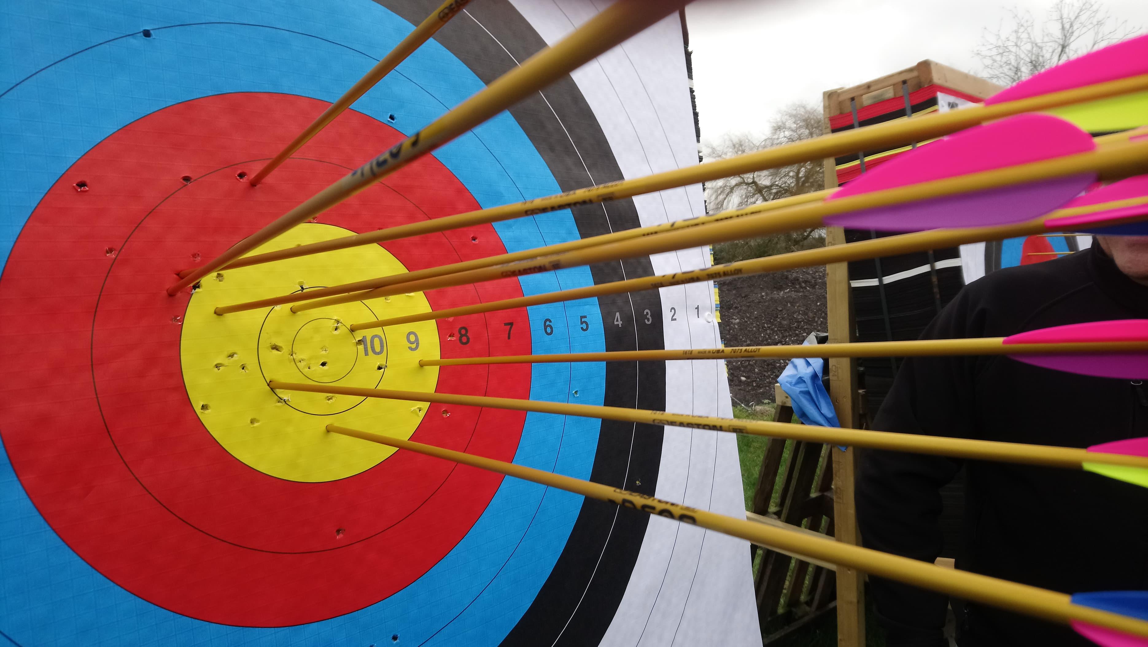 Target Archery Avon Valley