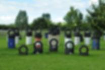 Aerial Archery Range
