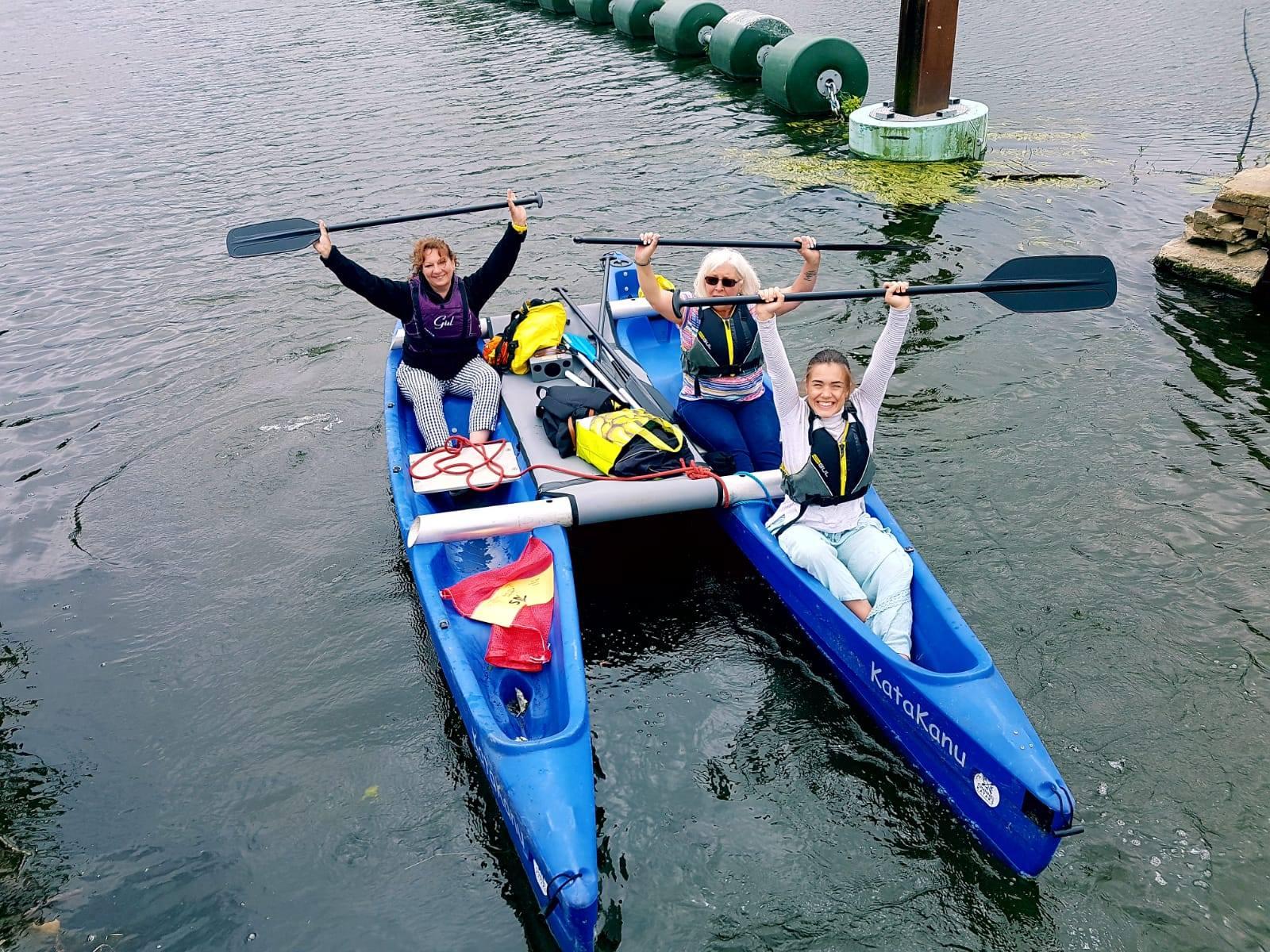 Channel Kayaks | Katakanu adventures in Bristol and Bath