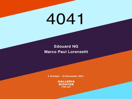 MARCO PAUL LORENZETTI & EDOUARD NG - 4041