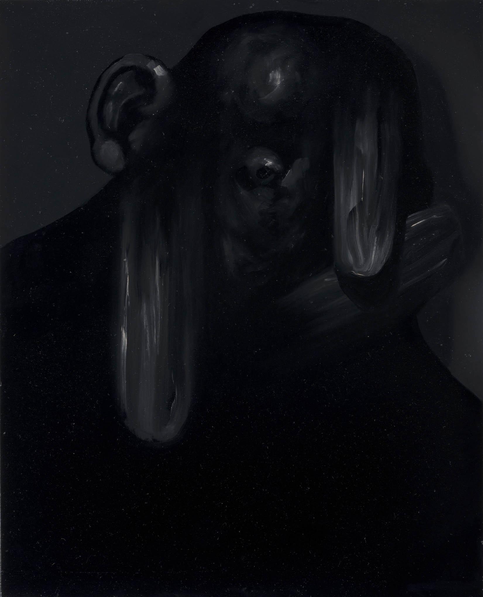 Medium black, 2016
