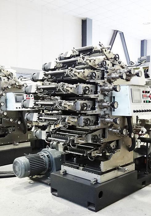 Plastic Tube Printing Machine