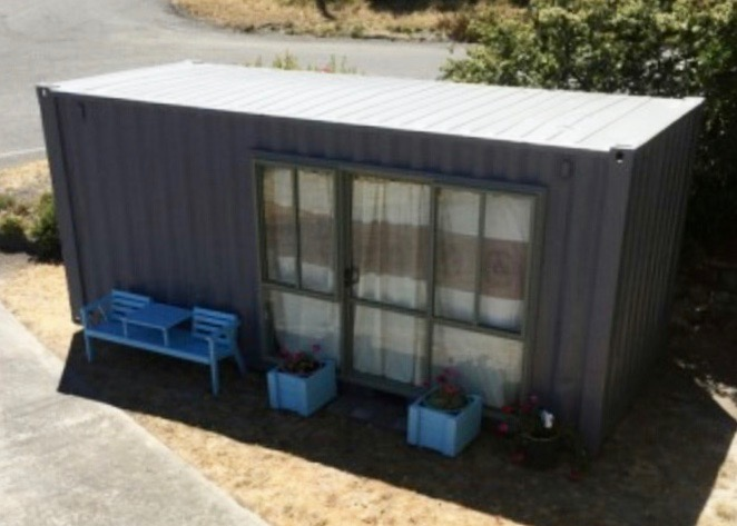 container conversion