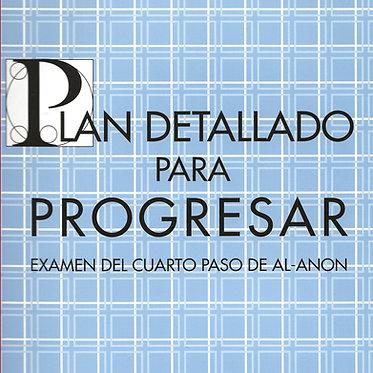Plan detallado para progresar: Examen del  Cuarto Paso