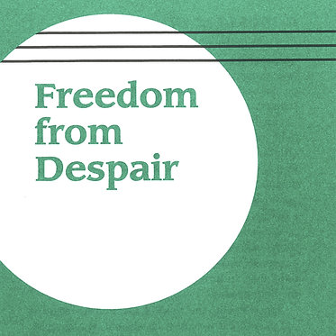 Freedom from Despair