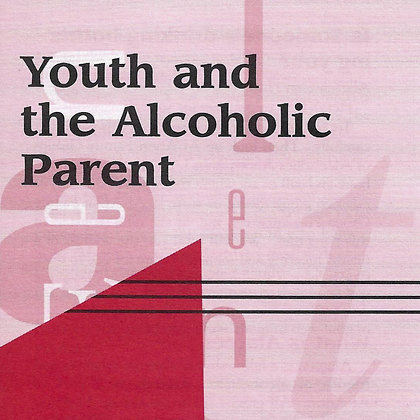 Youth and the Alcoholic Parent