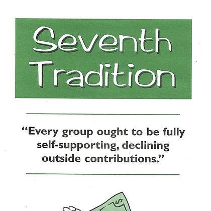 Seventh Tradition