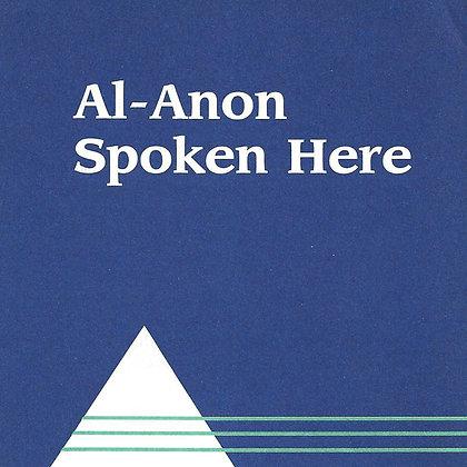 Al-Anon Spoken Here