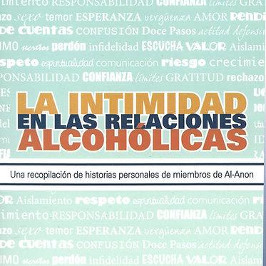 La intimidad en las relaciones alcohólicas
