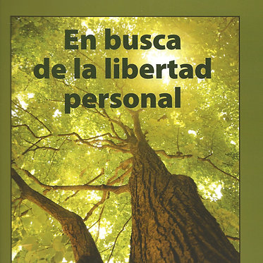 En busca de la libertad personal
