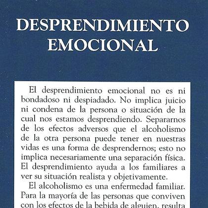 Desprendimiento Emocional