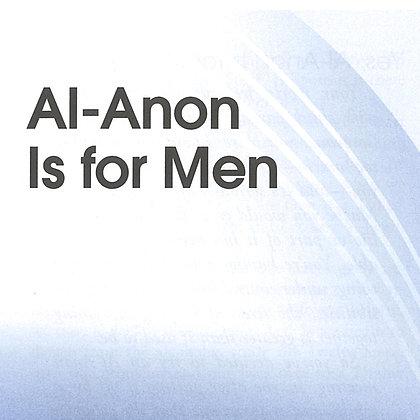 Al-Anon is for Men
