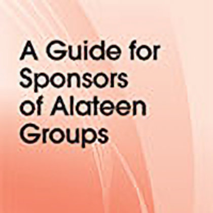 A Guide for Sponsors of Alateen Groups