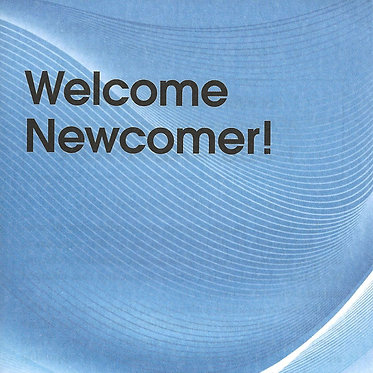 Newcomer Packet