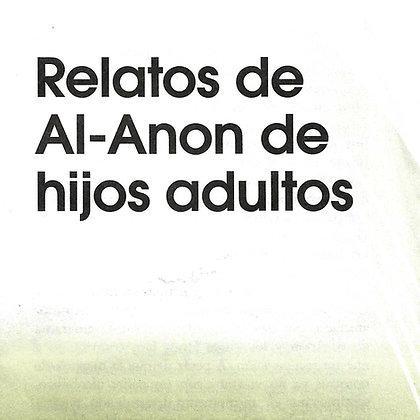 Relatos de Al-Anon de Hijos Adultos