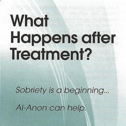 What Happens After Treatment?/Lo que sucede luego del tratamiento