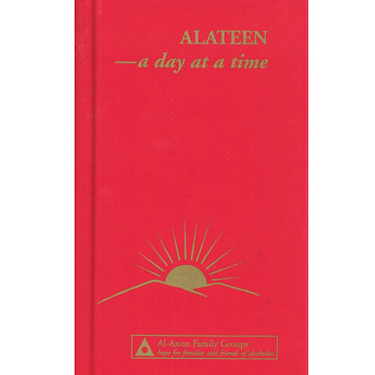 Alateen - A Day at a Time