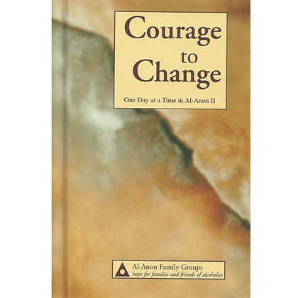 Courage to Change (Large)