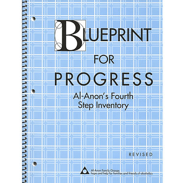 Blueprint for Progress: 4th Step Inventory (Revised)