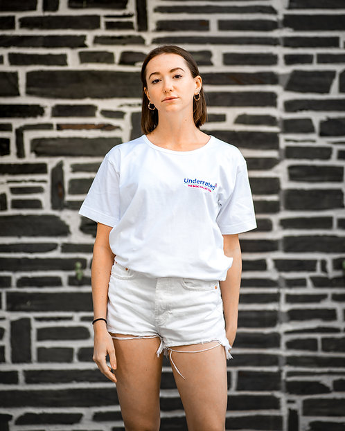 PURE WHITE - T-SHIRT