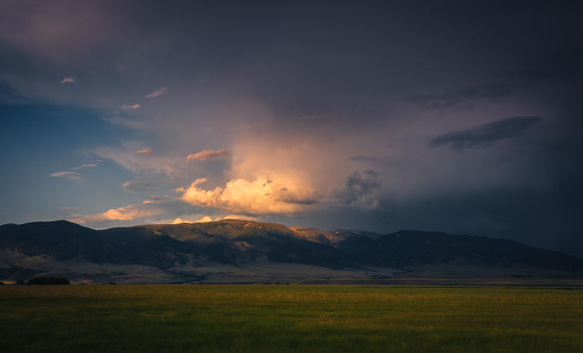 Wyoming Storms