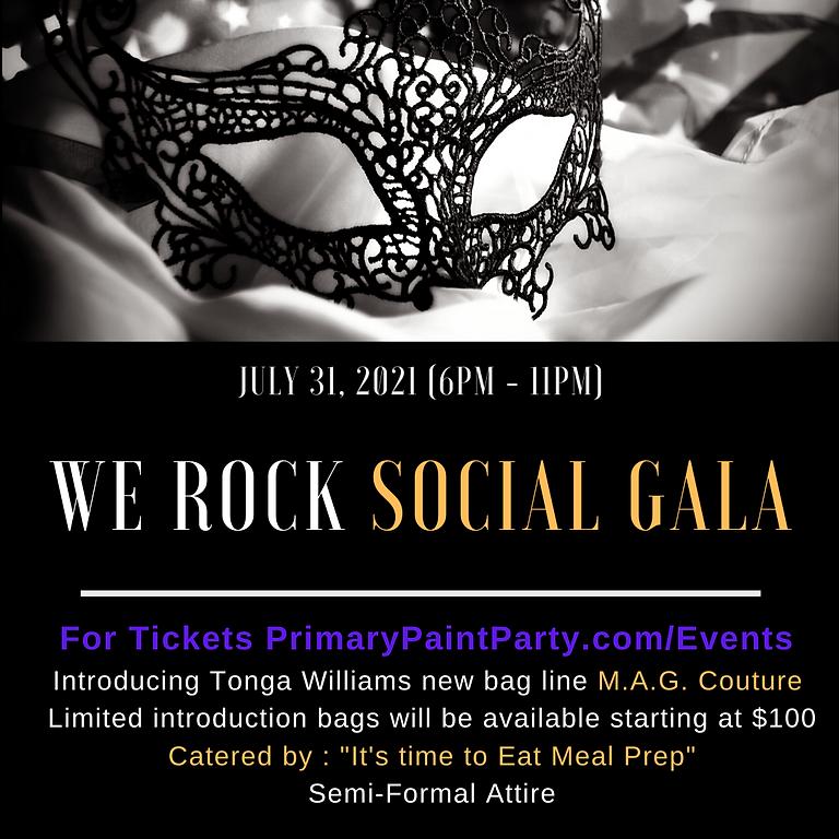 We Rock Social Gala