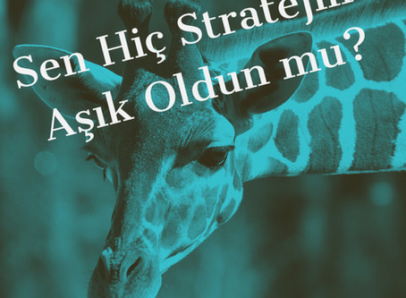 Sen Hiç Stratejine Aşık Oldun mu?