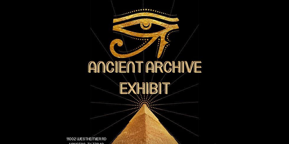 Ancient Archive Exhibit