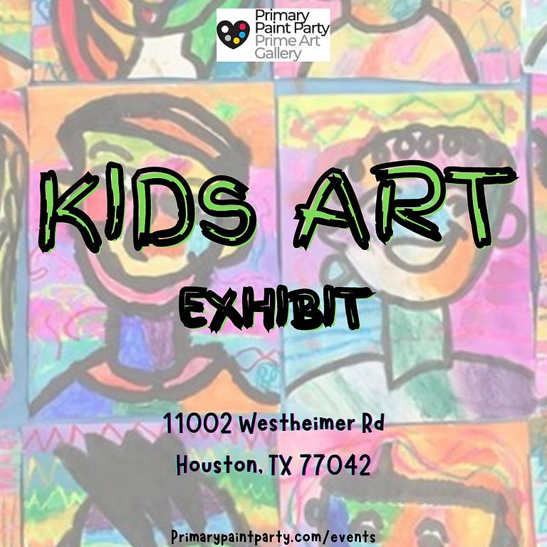 Kids Art Exhibit