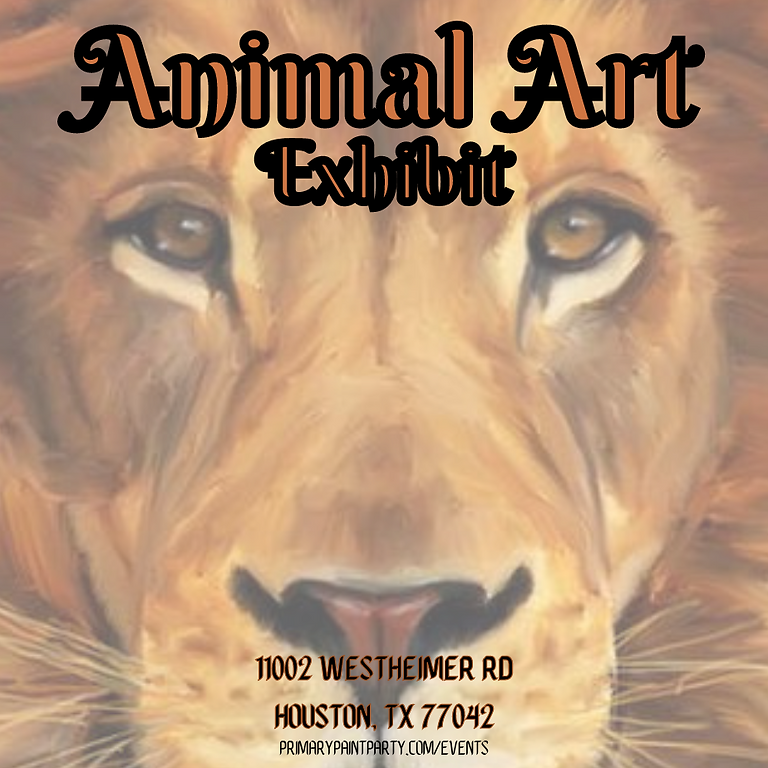Animal Art Exhibit