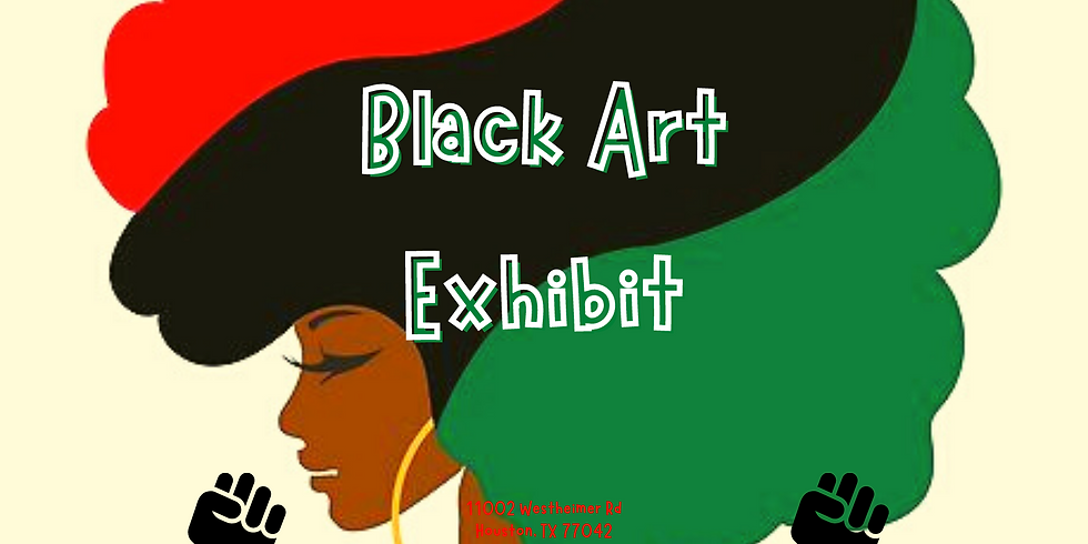 Black Art Exhibit