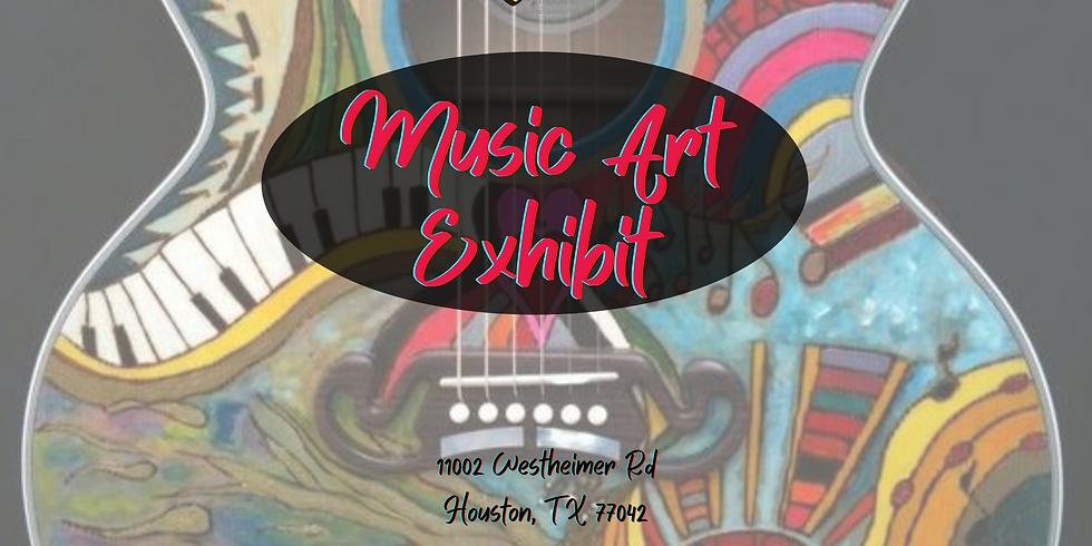 Music Art Exhibit