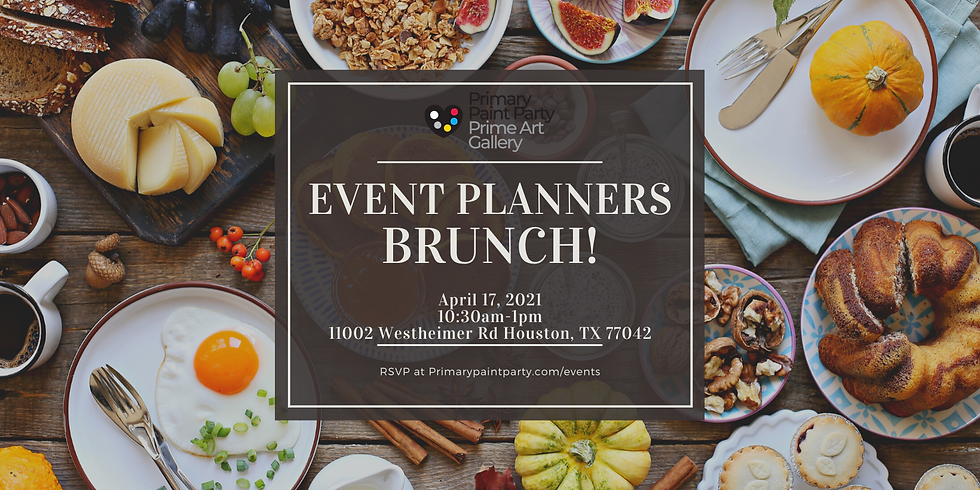 Event Planners Brunch