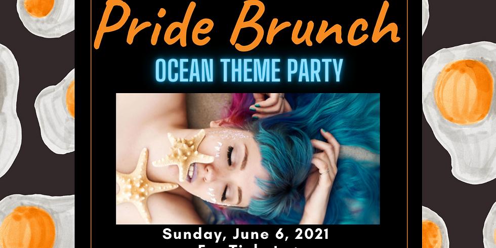 Pride Brunch & Paint Party