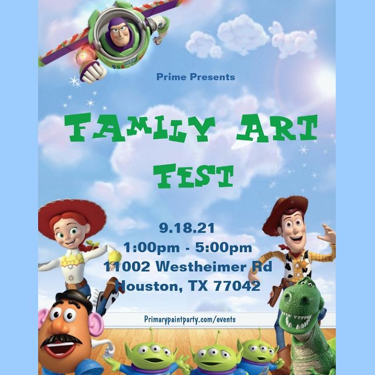 Family Art Fest