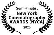 semi-finalist - new york cinematography