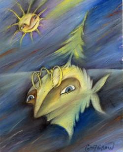 Сон рыбы