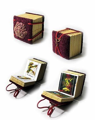 """Living Book"" kinetic design"