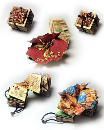 """""""Das Goldene Ei""""  Miniature edition in German"""
