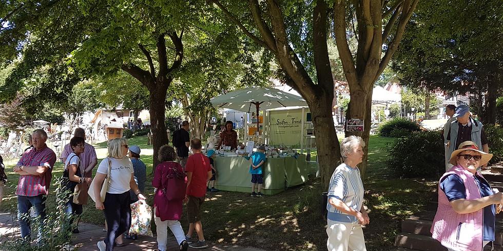NEUER TERMIN - Das Gartenfestival Lebenslust Hardegsen
