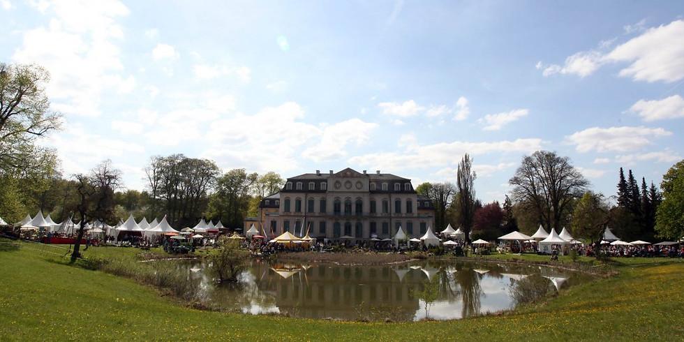 Gartenfest Kassel am Schloss Wilhelmsthal