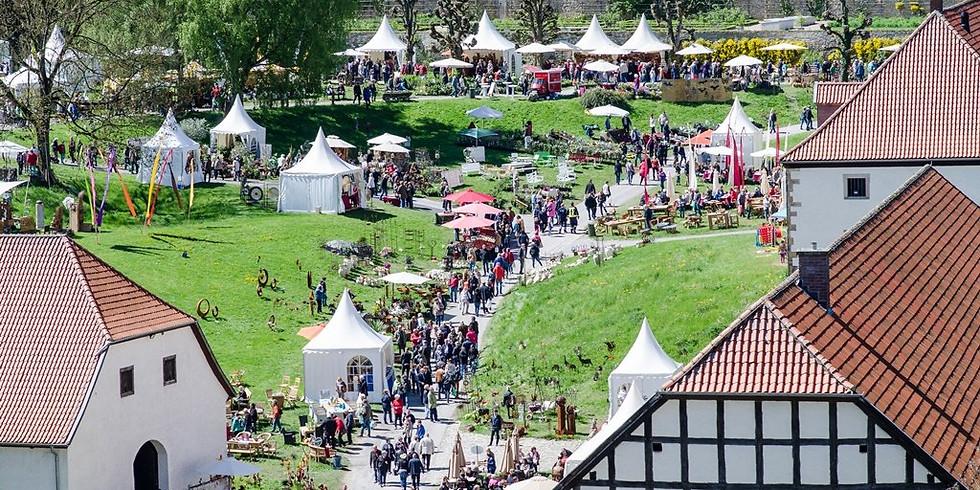 Das große Gartenfest im KLOSTER DALHEIM