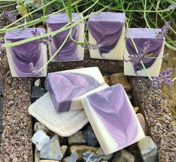 Lavendel-MTG Seifen-Trend