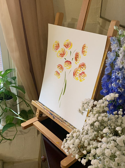 Floral Painting 3
