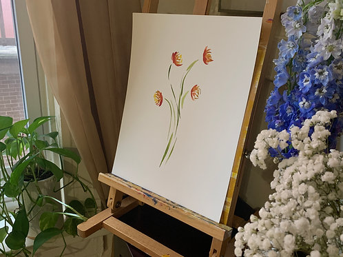 Floral Painting 17