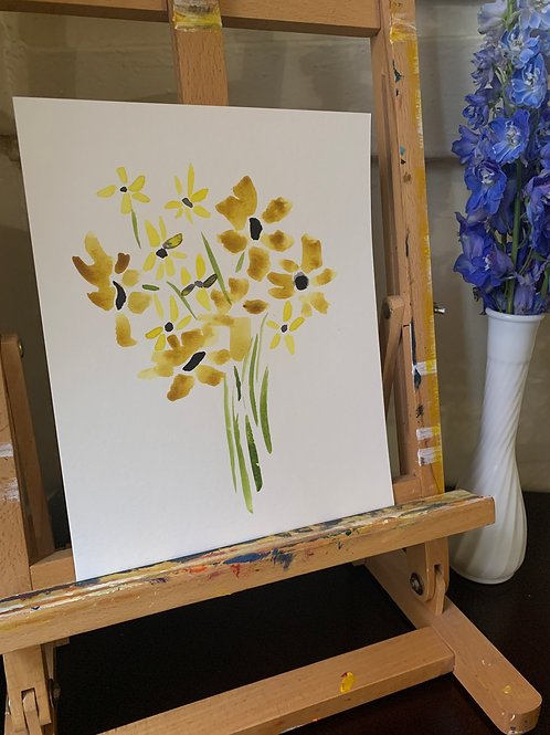 Floral Painting 25